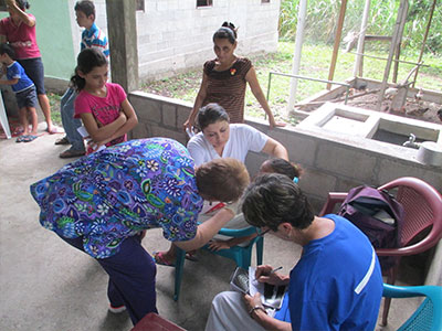 Honduras Mission - Project Stretch